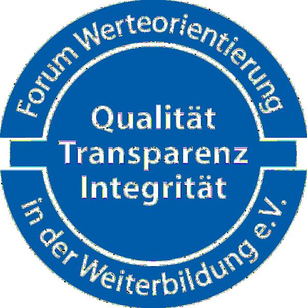 Logo Forum Werteorientierung in der Weiterbildung e.V.